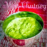 Mint Chutney / Pudhina Chutney (South Indian Style) | Side dishforIdliDosa 1