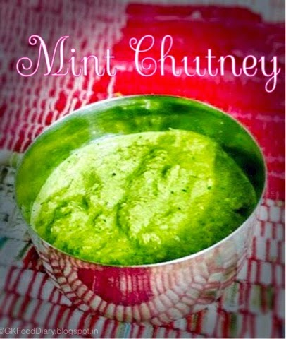 how to make coconut chutney south indian style