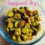 Kovakkai Poriyal Recipe (Tindora / Ivy gourd Stir Fry) | Stir FryRecipes 1