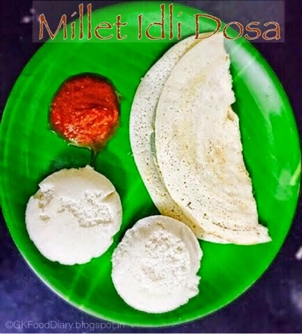 Kuthiraivali Idli Dosa Recipe/Barnyard Millet Idli Dosa Recipe|Breakfast Recipes 1