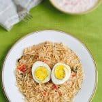 Easy Egg Biryani Recipe | How to make Egg Biryani using pressure cooker | Biryani Recipes