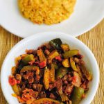 Kovakkai Kondakadalai Poriyal Recipe – Tindora fry with Black Channa |Stir fry Recipes