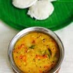 Chidhambaram Style Tomato Gotsu Recipe | Tomato Gosthu with Moongdal|SideDish for Idli Dosa 1