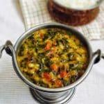 Manathakkali Keerai Masiyal Recipe | Side Dish for Lunch 1