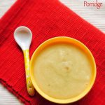 Urad Dhal Porridge Recipe for Babies, Toddlers and Kids | Baby Food