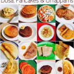 Dosa Recipes for Babies, Toddlers and Kids | Dosa, Uttappams & Pancakes
