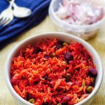 Beetroot Pulao Recipe for Babies, Toddlers and Kids | Rice Varieties
