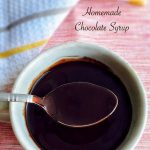 Homemade Chocolate Syrup Recipe for Toddlers and Kids | HomemadeChocolate Sauce 1