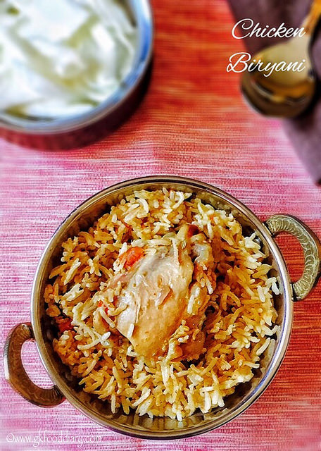 Easy Chicken Biryani Recipe for Toddlers and Kids 1