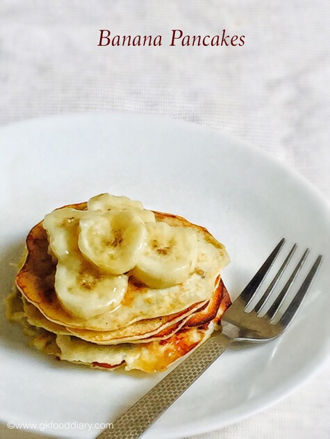 EGG Recipes Collection - Egg Pancakes