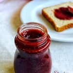 Homemade Strawberry Jam Recipe with Jaggery for Toddlers and Kids 1