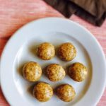 Peanut Ladoo Recipe for Toddlers and Kids | Peanut Laddu