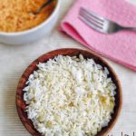 Urad Dal Rice Recipe for Babies, Toddlers and Kids (withSesameSeedsChutney)