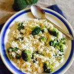 Broccoli Rice Recipe for Babies, Toddlers and Kids 1