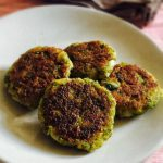 Broccoli cutlet recipe for toddlers and kids