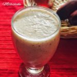 Apple Banana Milkshake Recipe for Babies, Toddlers and Kids (with chiaseeds) 1
