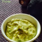 Avocado Puree Recipe for Babies | How to Make Avocado Puree For Baby 1