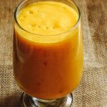 Mango Apricot Smoothie Recipe for Babies, Toddlers and Kids