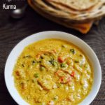 Mixed Vegetables Kurma Recipe for Toddlers and Kids