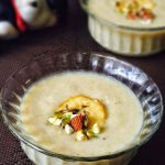 Banana Custard Recipe for Toddlers and Kids