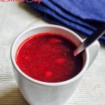 Carrot Beetroot Soup Recipe for Babies, Toddlers and Kids