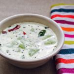 Cucumber Raita Recipe for Toddlers and Kids