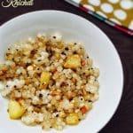 Sabudana Khichdi Recipe for Babies, Toddlers and Kids 1