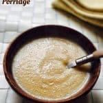 Poha Porridge Recipe for Babies, Toddlers and Kids 1