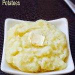Mashed Potatoes Recipe for Babies and Toddlers