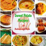 Sweet Potato Recipes for Babies, Toddlers and Kids