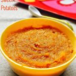 Collection of recipes Mashed Sweet Potato