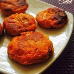 Collection of recipes Sweet Potato Cutlet