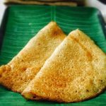 Collection of recipes Sweet Potato Dosa