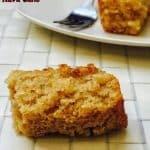 Eggless Sooji / Rava Cake