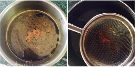 Jaggery Syrup Recipe step 1