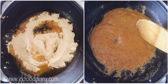 Moong Dal Halwa Recipe step 6