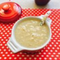 Oats Apple Porridge Recipe step 1