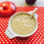 Oats Apple Porridge Recipe for Babies, Toddlers and Kids