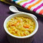 Oats Khichdi Recipe for Babies, Toddlers and Kids