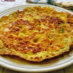 Paneer Omelette Recipe for Babies, Toddlers and Kids