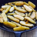 Fried Apples Recipe for Babies, Toddlers and Kids