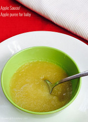 Apple Puree for Babies