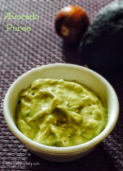 Avocado Puree for Babies