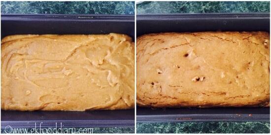 Eggless Wheat Mango Cake Recipe Step 5
