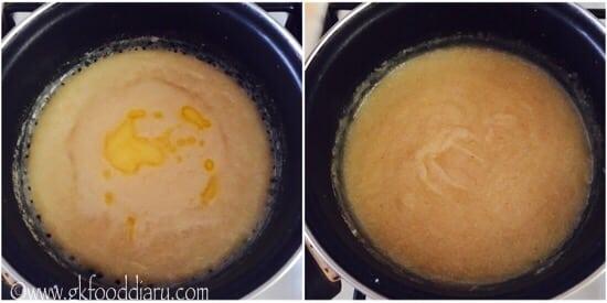 Instant Dalia khichdi Porridge Step 2