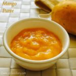 Mango Puree Recipe for Baby