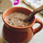 Ragi Urad Dal Porridge Recipe for Babies, Toddlers and Kids