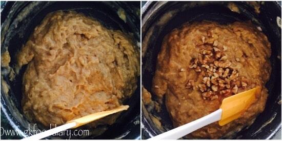 Whole Wheat Banana Cake Recipe step 4
