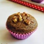Ragi Banana Muffins Recipe