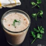 Ragi Buttermilk Recipe for Toddlers and Kids